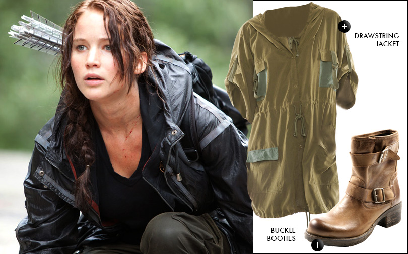 Shoptiques SlideShow The Hunger Games: Katniss Everdeen