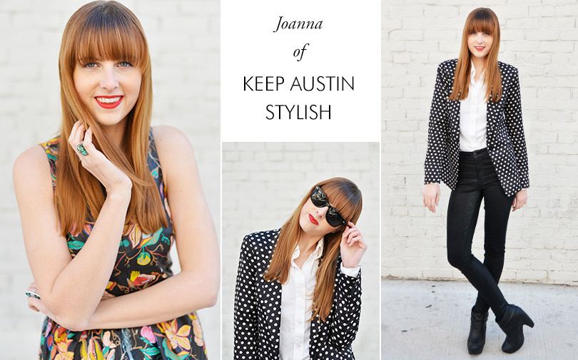 Shoptiques SlideShow Meet Joanna!