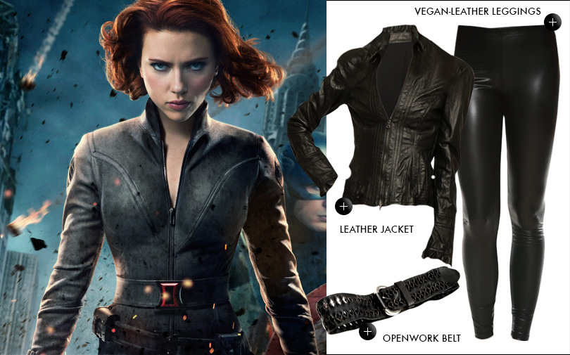 Shoptiques SlideShow  The Avengers: The Black Widow