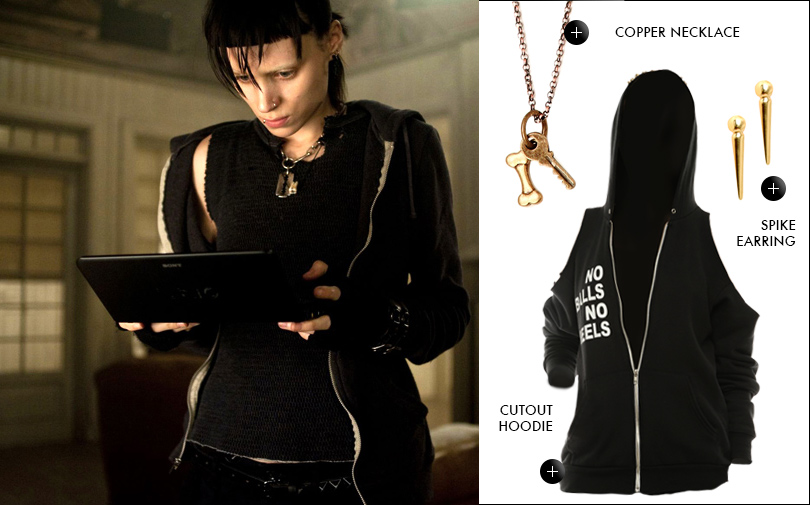 Shoptiques SlideShow The Girl With the Dragon Tattoo: Lisbeth Salander