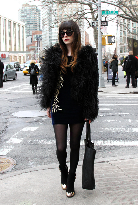 Shoptiques SlideShow Chic with Fur