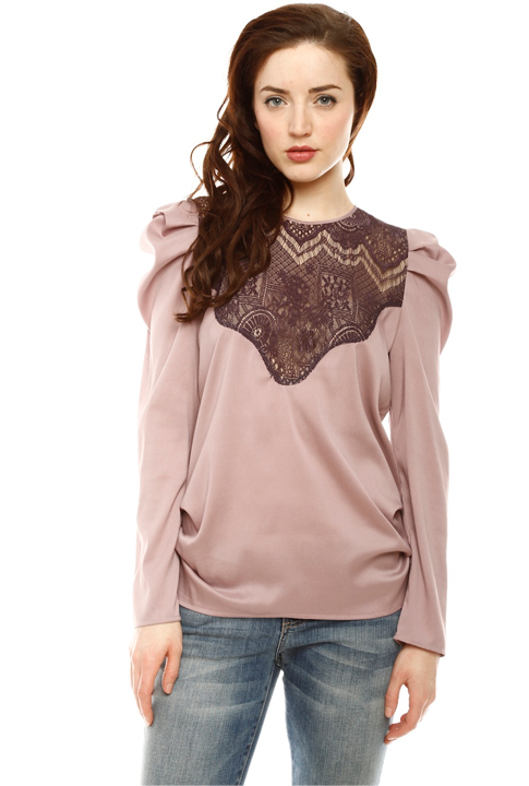 Shoptiques SlideShow Luxurious Lace