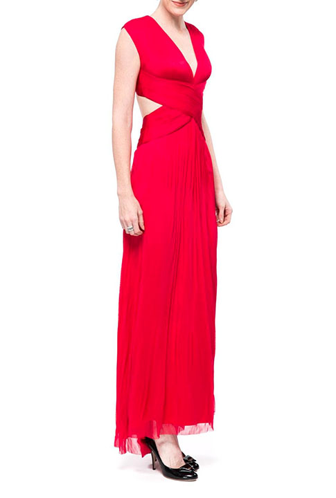 Shoptiques SlideShow Sylver Long Dress