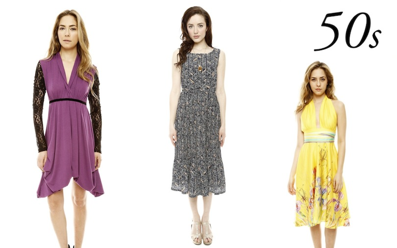 Shoptiques SlideShow Spring Dresses in Your 50s