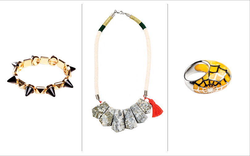 Shoptiques SlideShow Chunky Jewelry