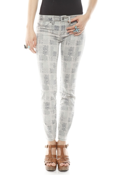 Shoptiques SlideShow Printed Pants