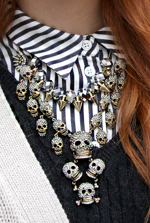 Shoptiques SlideShow Skulls & Spikes