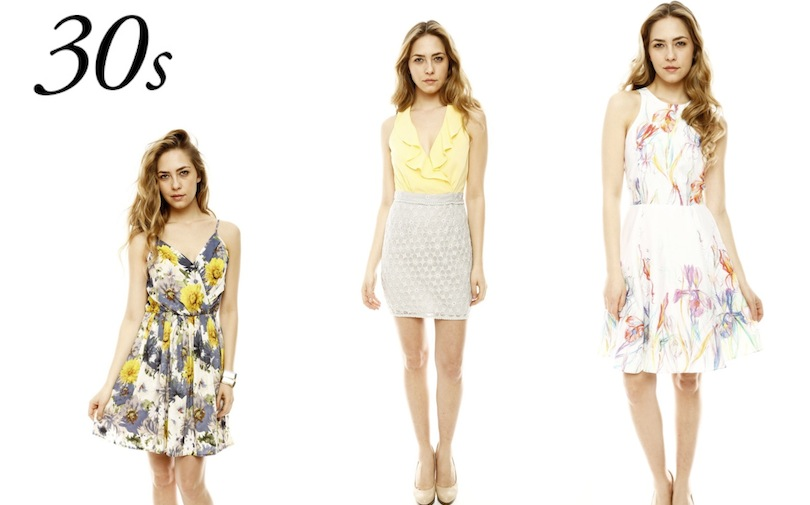 Shoptiques SlideShow Spring Dresses in Your 30s