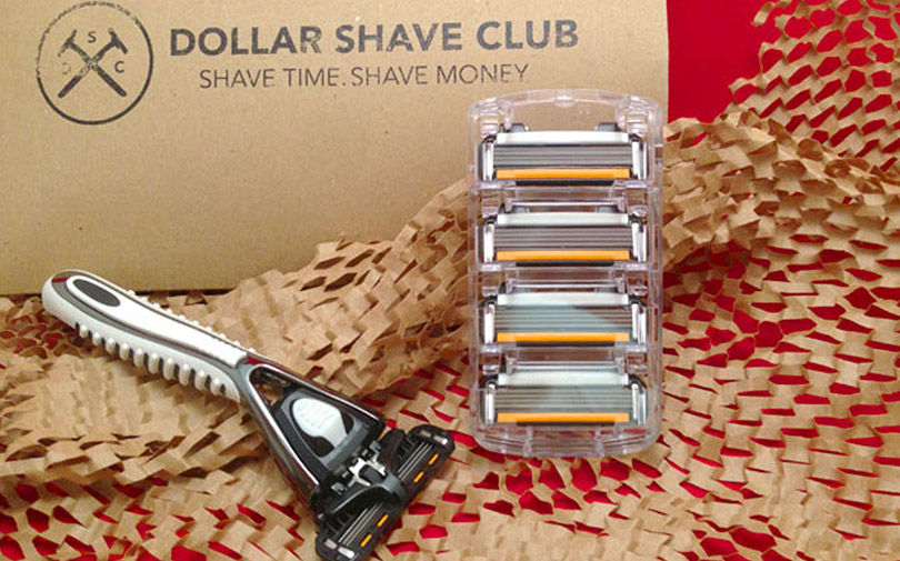 Shoptiques SlideShow Dollar Shave Club