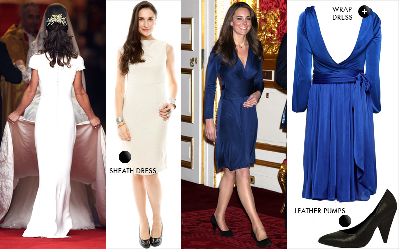 Shoptiques SlideShow Kate and Pippa Middleton
