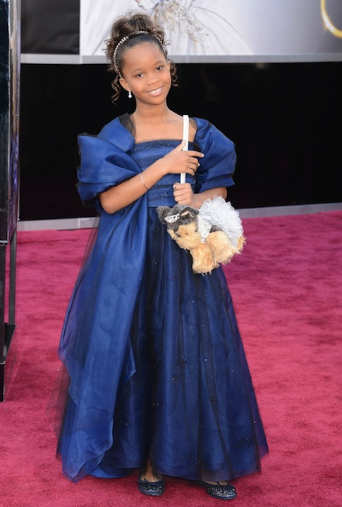 Shoptiques SlideShow Quvenzhane Wallis