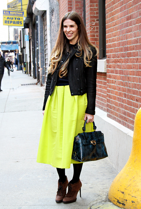 Shoptiques SlideShow Ladylike Neon