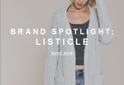 Brand Spotlight: Listicle