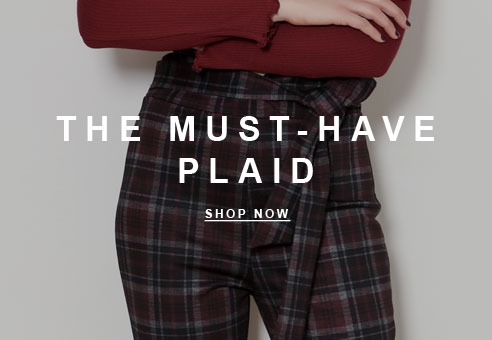 Must-Have Plaid