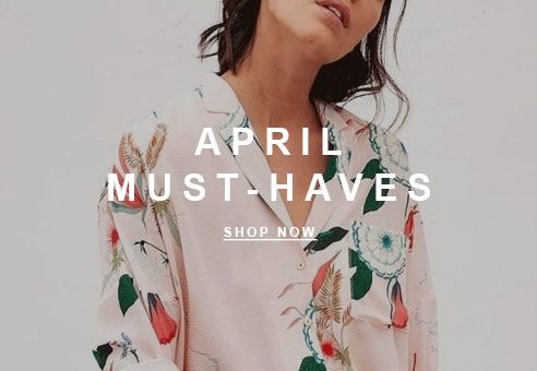 April Must-Haves