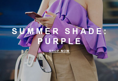 Summer Shade: Purple
