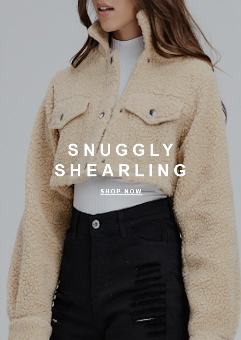 Snuggly Shearling