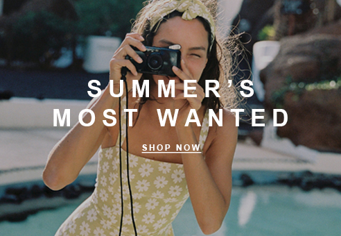 Summer's Most Wanted