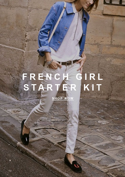 Master French Girl Style