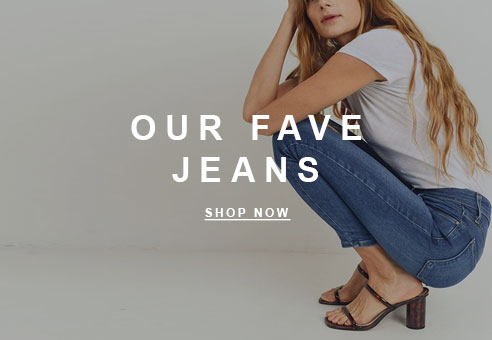 Our Fave Jeans
