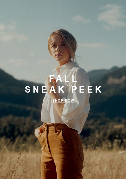 Fall Sneak Peek