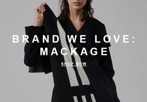 Brand We Love: Mackage