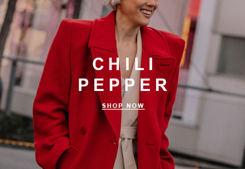 Fall Color: Chili Pepper