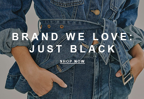 Brand We Love: Just Black