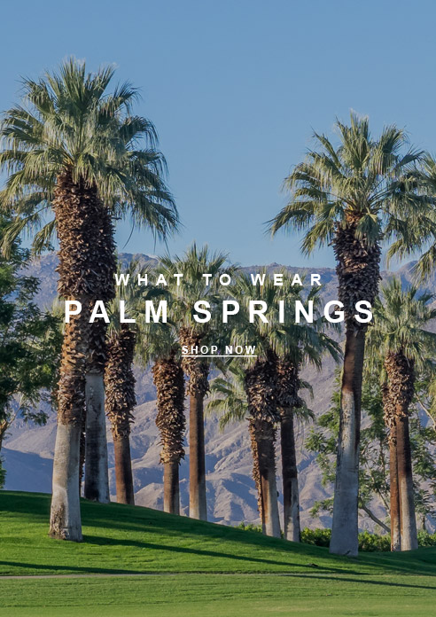 Palm Springs Style