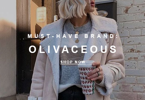 Brand We Love: Olivaceous