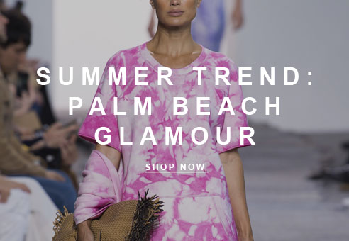 Summer Trend: Palm Beach Glamour
