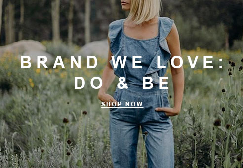 Brand We Love: Do + Be