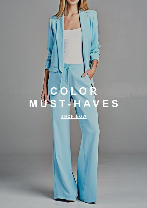 Color Must-Haves