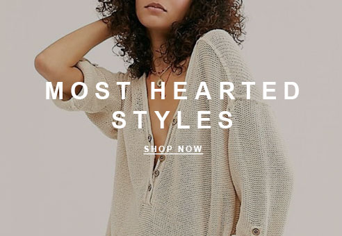 Most Hearted Styles