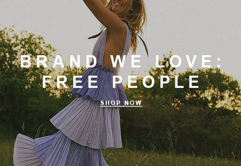 Brand We Love: Free People
