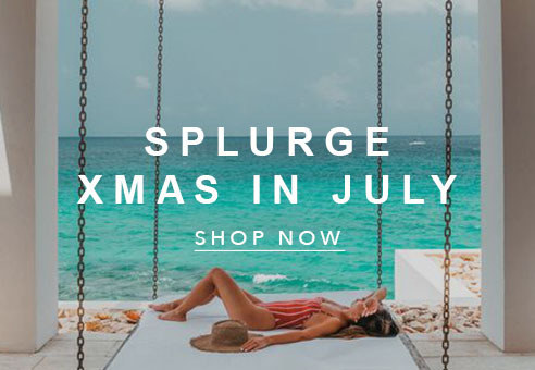 XMAS in July: Treat Yourself