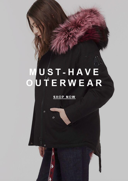Must-Have Outerwear