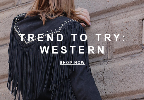 Trend to Try: Western