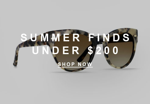 Summer Finds under $200