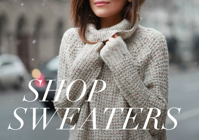 Shop Sweaters Online
