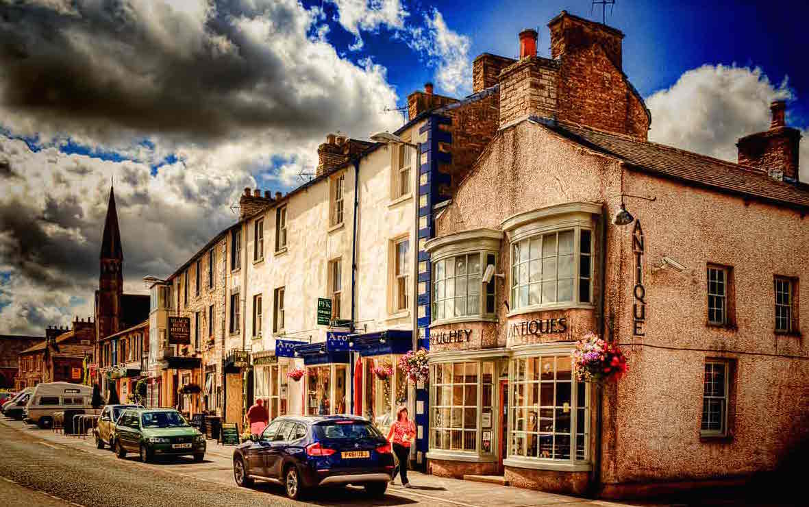 Shoptiques Neighborhood: North West England