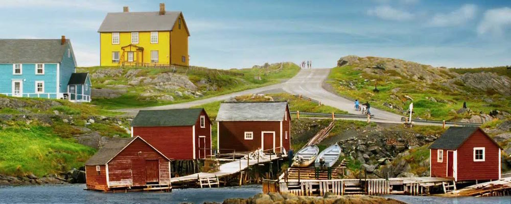 Shoptiques Neighborhood: Newfoundland and Labrador