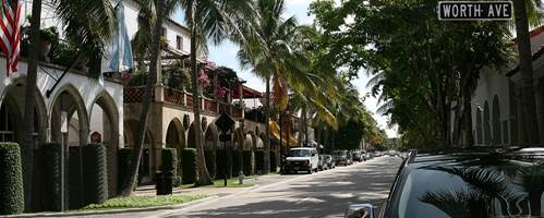 Shoptiques Neighborhood: Palm Beach