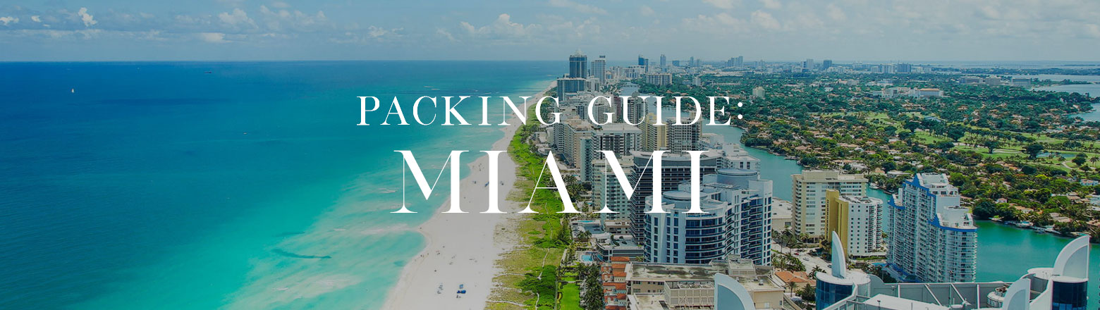 Shoptiques Fashion Trends: What to Pack: Miami
