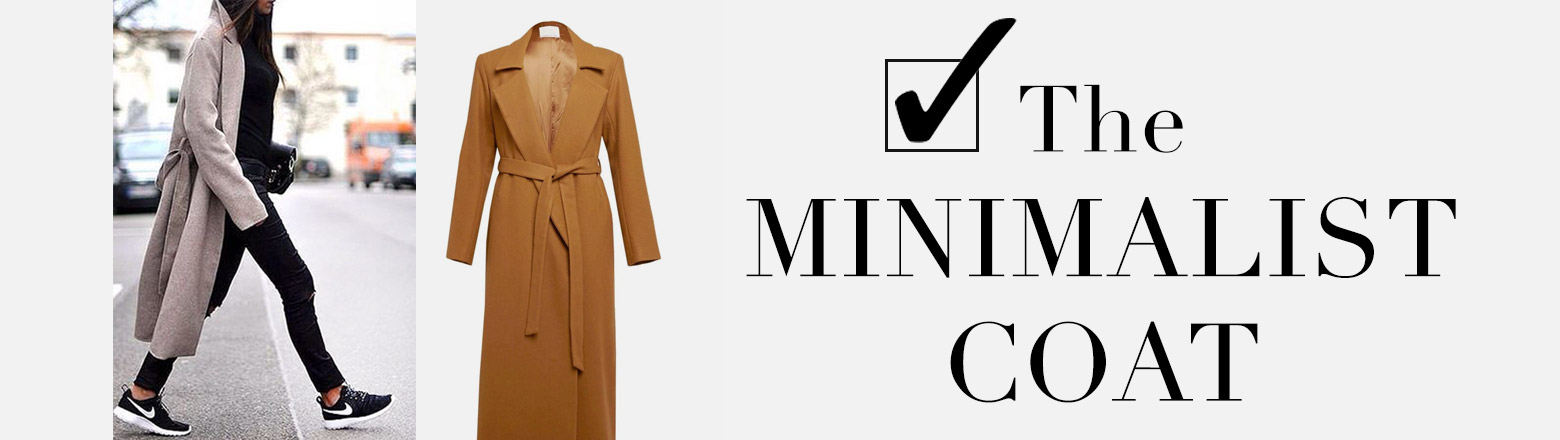 Shoptiques Fashion Trends: Must Have Coat: The Minimalist