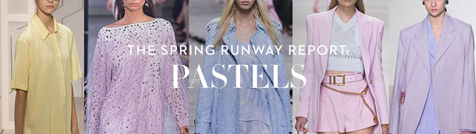 Shoptiques Fashion Trends: Spring Trends: Pastels