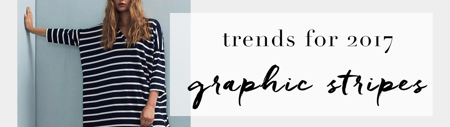 Shoptiques Fashion Trends: Trend to Try: Graphic Stripes