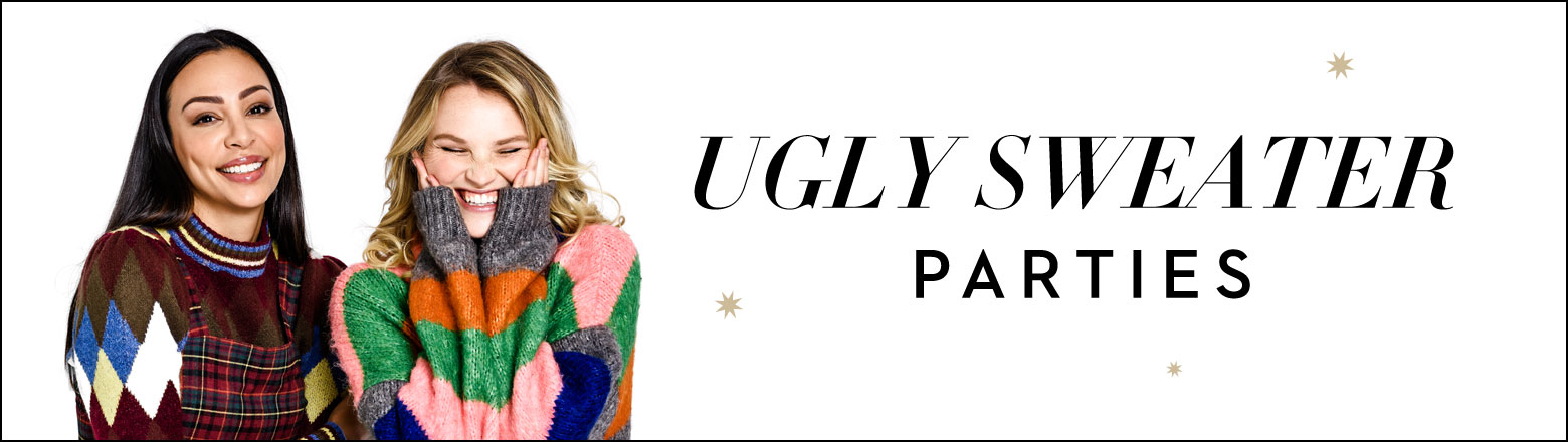 Shoptiques Fashion Trends: What to Wear: Ugly Sweater Parties