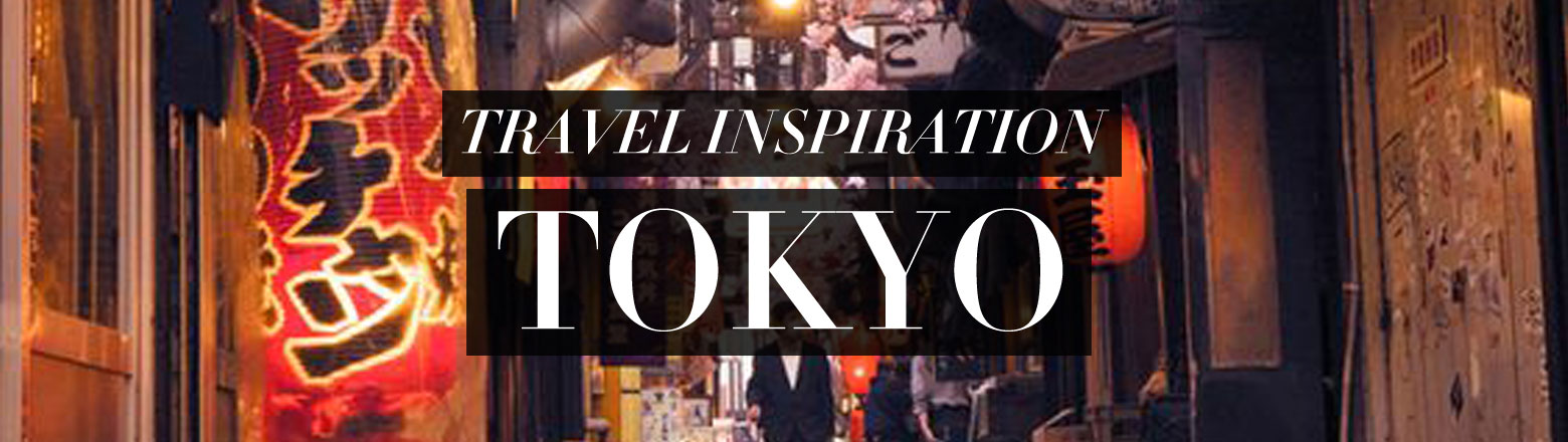 Shoptiques Fashion Trends: Travel Inspiration: Tokyo