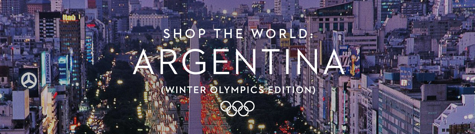 Shoptiques Fashion Trends: Shop the World: Argentina Styles
